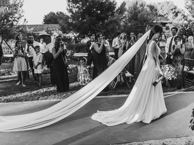 La boda de Andrea y Alberto en Riba-roja De Túria, Valencia 23
