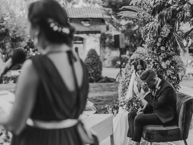 La boda de Andrea y Alberto en Riba-roja De Túria, Valencia 27