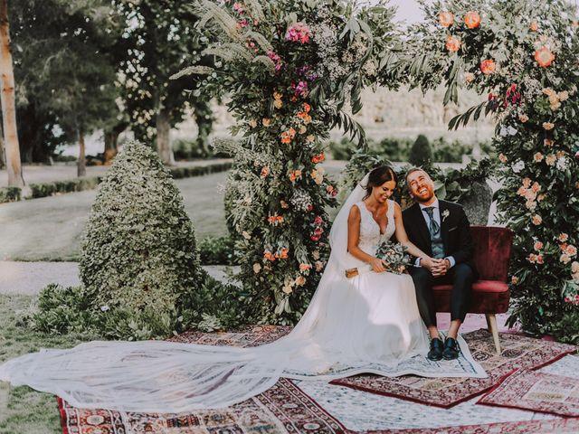La boda de Andrea y Alberto en Riba-roja De Túria, Valencia 33