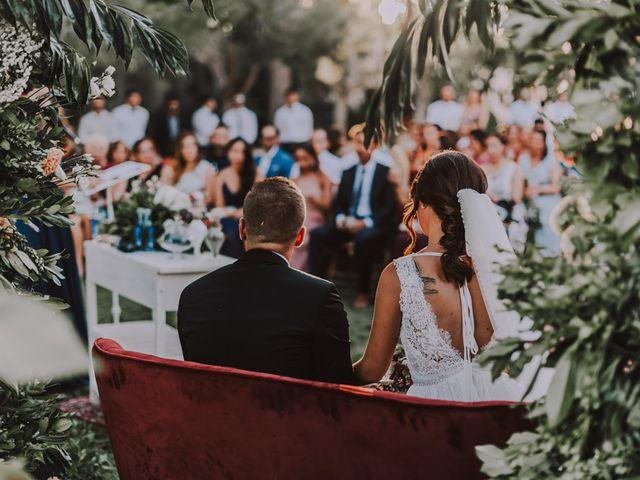 La boda de Andrea y Alberto en Riba-roja De Túria, Valencia 34