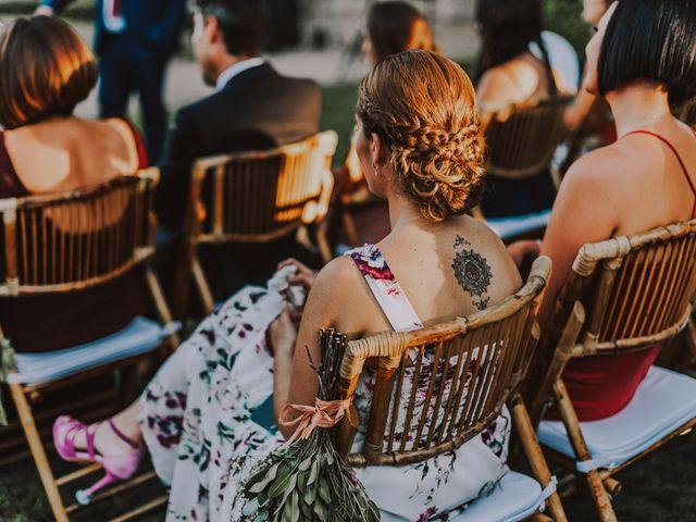 La boda de Andrea y Alberto en Riba-roja De Túria, Valencia 35