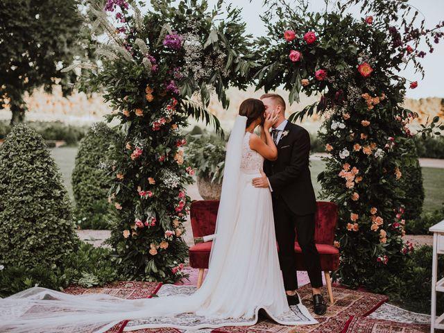 La boda de Andrea y Alberto en Riba-roja De Túria, Valencia 37