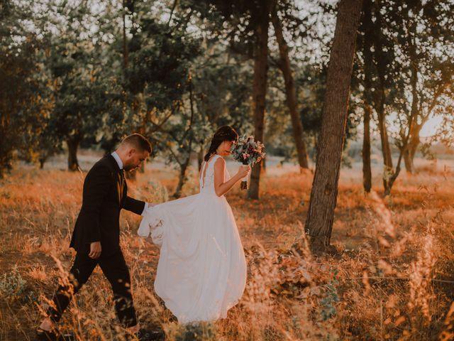 La boda de Andrea y Alberto en Riba-roja De Túria, Valencia 39