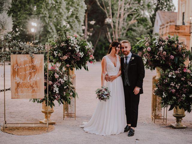La boda de Andrea y Alberto en Riba-roja De Túria, Valencia 42