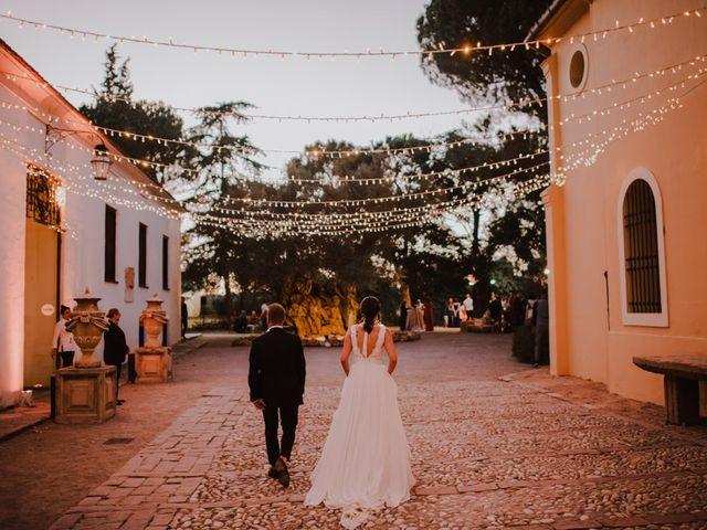 La boda de Andrea y Alberto en Riba-roja De Túria, Valencia 43