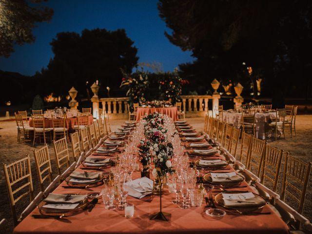 La boda de Andrea y Alberto en Riba-roja De Túria, Valencia 46