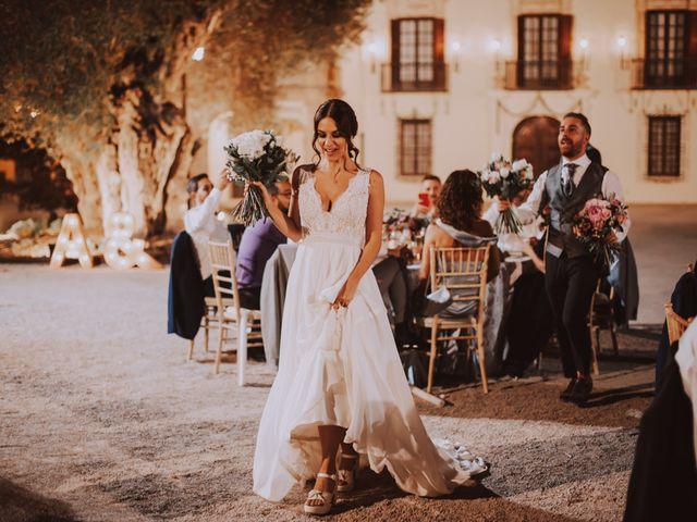 La boda de Andrea y Alberto en Riba-roja De Túria, Valencia 49