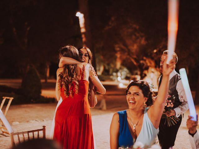 La boda de Andrea y Alberto en Riba-roja De Túria, Valencia 50