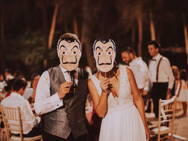 La boda de Andrea y Alberto en Riba-roja De Túria, Valencia 53