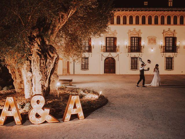 La boda de Andrea y Alberto en Riba-roja De Túria, Valencia 54