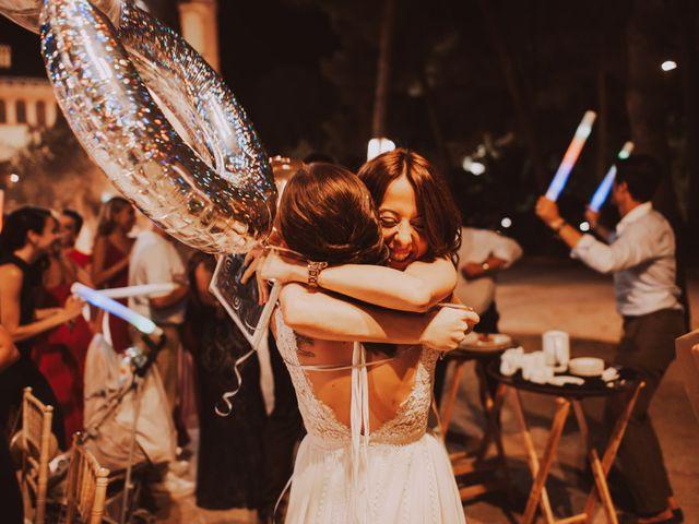 La boda de Andrea y Alberto en Riba-roja De Túria, Valencia 57