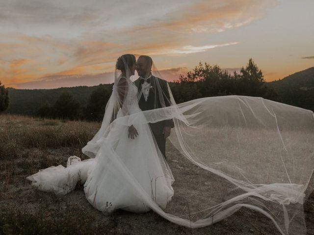 La boda de Albert López Alcázar y Yolanda Higueras Fernández  en Rubio, Barcelona 2