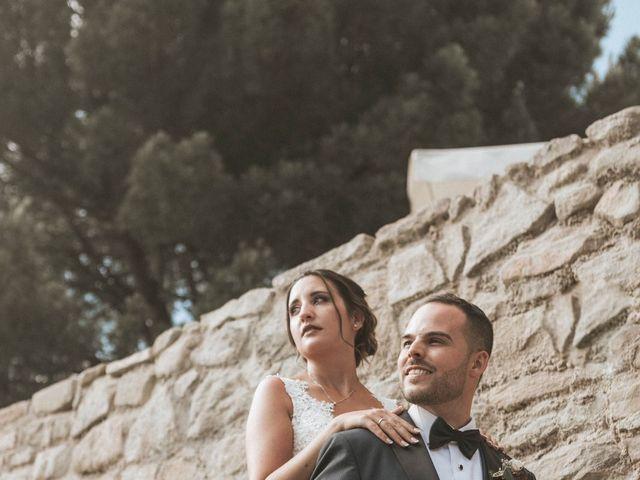 La boda de Albert López Alcázar y Yolanda Higueras Fernández  en Rubio, Barcelona 6