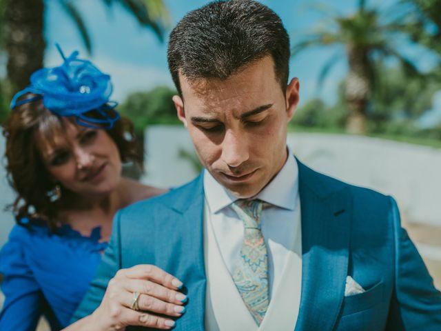 La boda de Sergio y Cristina en Vejer De La Frontera, Cádiz 9