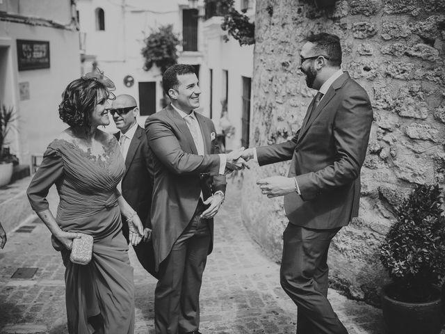 La boda de Sergio y Cristina en Vejer De La Frontera, Cádiz 11