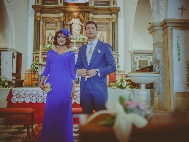 La boda de Sergio y Cristina en Vejer De La Frontera, Cádiz 12