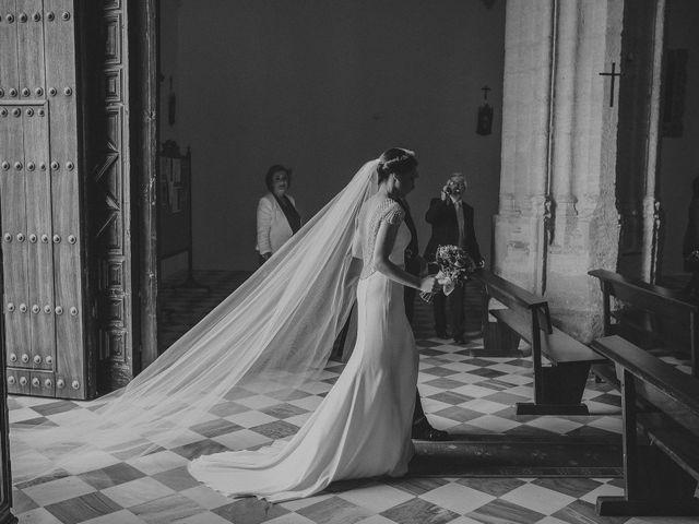 La boda de Sergio y Cristina en Vejer De La Frontera, Cádiz 14