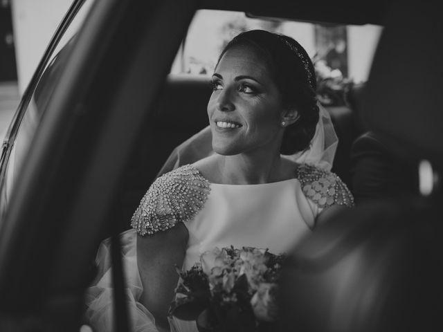 La boda de Sergio y Cristina en Vejer De La Frontera, Cádiz 16