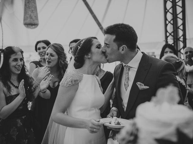 La boda de Sergio y Cristina en Vejer De La Frontera, Cádiz 27