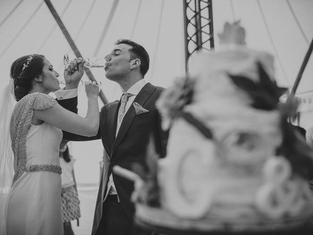 La boda de Sergio y Cristina en Vejer De La Frontera, Cádiz 29