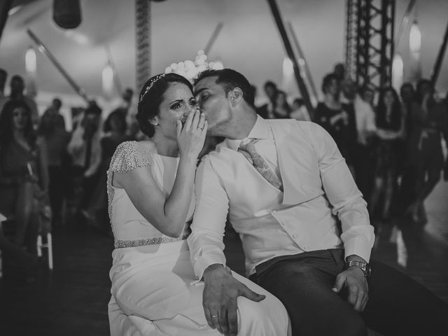 La boda de Sergio y Cristina en Vejer De La Frontera, Cádiz 30