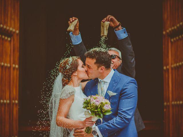 La boda de Sergio y Cristina en Vejer De La Frontera, Cádiz 33