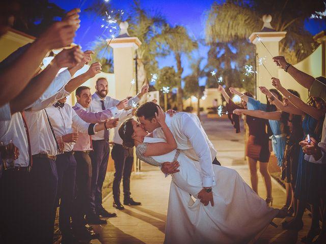 La boda de Sergio y Cristina en Vejer De La Frontera, Cádiz 34