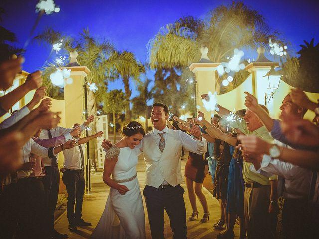 La boda de Sergio y Cristina en Vejer De La Frontera, Cádiz 35
