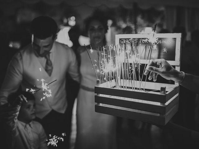 La boda de Sergio y Cristina en Vejer De La Frontera, Cádiz 37