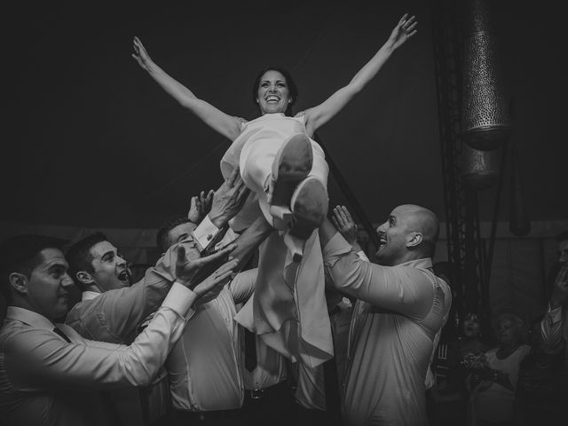 La boda de Sergio y Cristina en Vejer De La Frontera, Cádiz 41