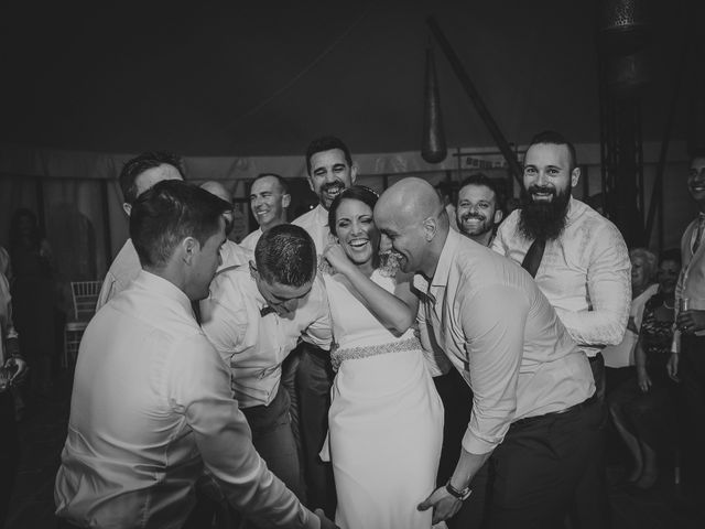 La boda de Sergio y Cristina en Vejer De La Frontera, Cádiz 43