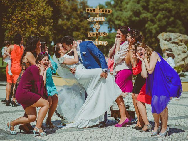 La boda de Sergio y Cristina en Vejer De La Frontera, Cádiz 52