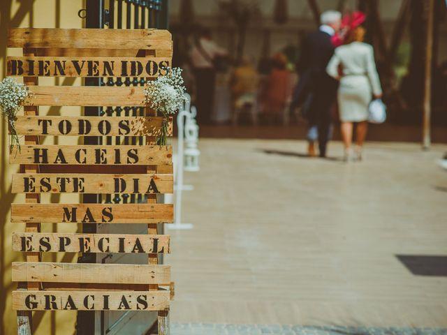 La boda de Sergio y Cristina en Vejer De La Frontera, Cádiz 53