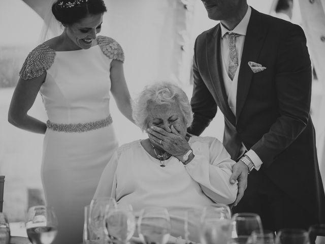 La boda de Sergio y Cristina en Vejer De La Frontera, Cádiz 54
