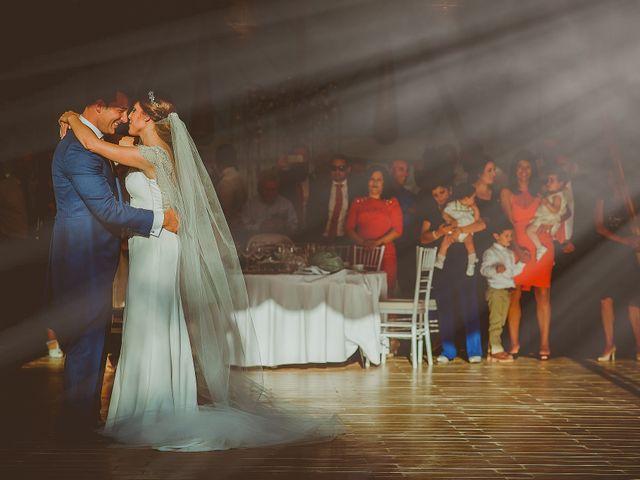La boda de Sergio y Cristina en Vejer De La Frontera, Cádiz 59