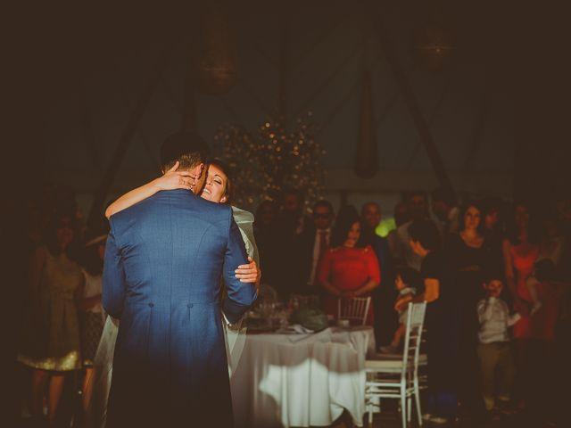 La boda de Sergio y Cristina en Vejer De La Frontera, Cádiz 60