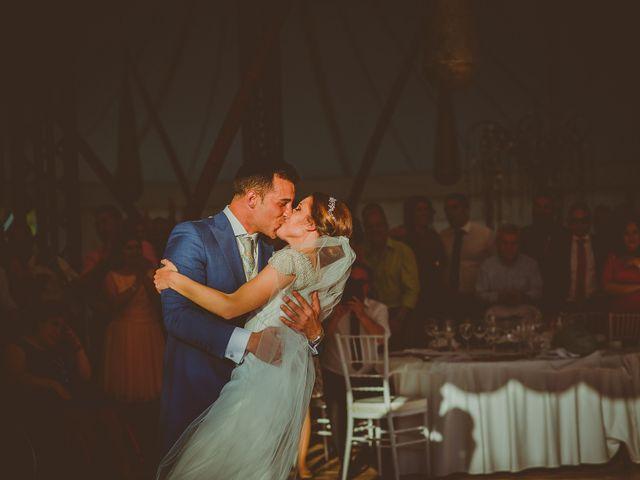 La boda de Sergio y Cristina en Vejer De La Frontera, Cádiz 62