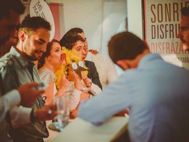La boda de Sergio y Cristina en Vejer De La Frontera, Cádiz 65