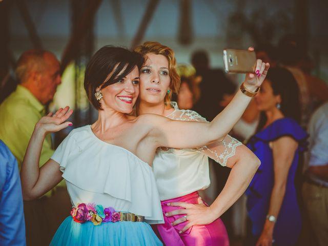 La boda de Sergio y Cristina en Vejer De La Frontera, Cádiz 66