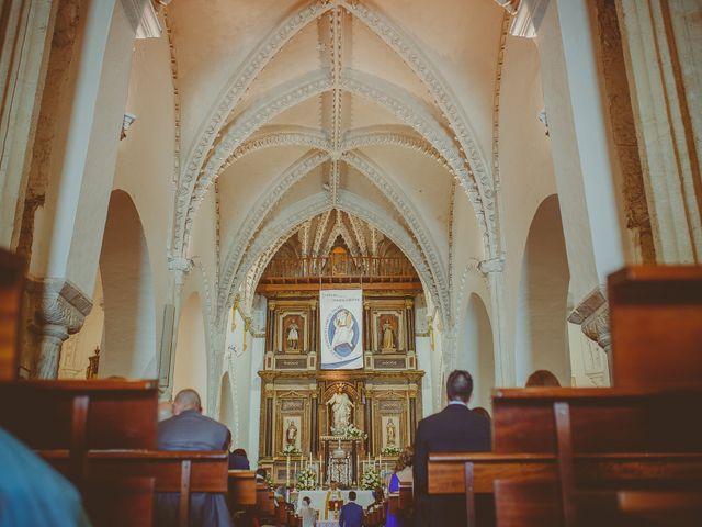 La boda de Sergio y Cristina en Vejer De La Frontera, Cádiz 71