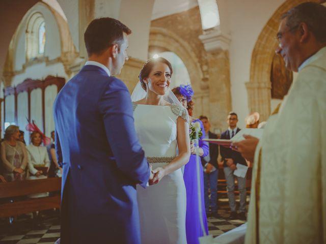 La boda de Sergio y Cristina en Vejer De La Frontera, Cádiz 72
