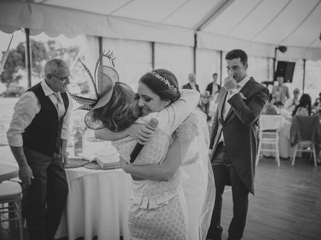 La boda de Sergio y Cristina en Vejer De La Frontera, Cádiz 74