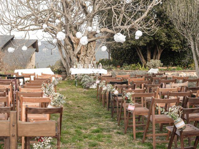 La boda de Juanma y Esther en Tagamanent, Barcelona 5