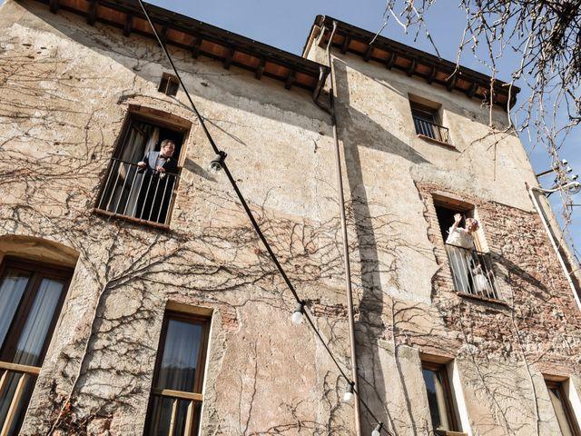 La boda de Juanma y Esther en Tagamanent, Barcelona 1