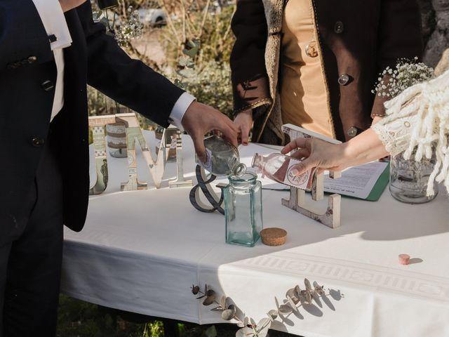 La boda de Juanma y Esther en Tagamanent, Barcelona 28