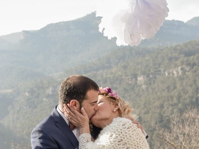 La boda de Juanma y Esther en Tagamanent, Barcelona 2