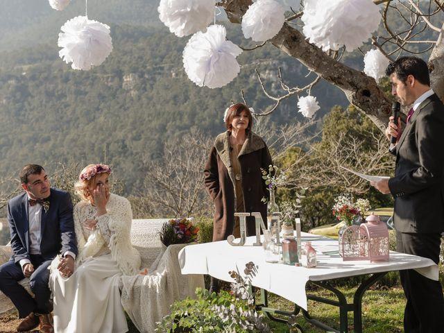 La boda de Juanma y Esther en Tagamanent, Barcelona 29