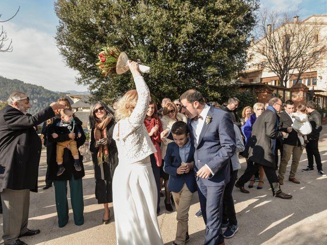 La boda de Juanma y Esther en Tagamanent, Barcelona 30