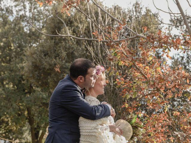 La boda de Juanma y Esther en Tagamanent, Barcelona 34