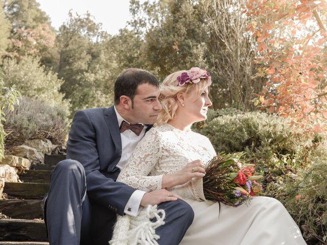 La boda de Juanma y Esther en Tagamanent, Barcelona 35